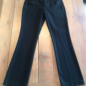 Merona black slacks
